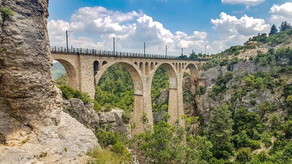 Tarihi Alman Köprüsü Adana