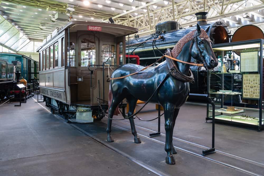 İsviçre Taşımacılık Müzesi