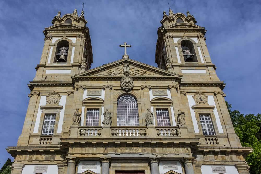 Bom Jesus do Monte Manastırı