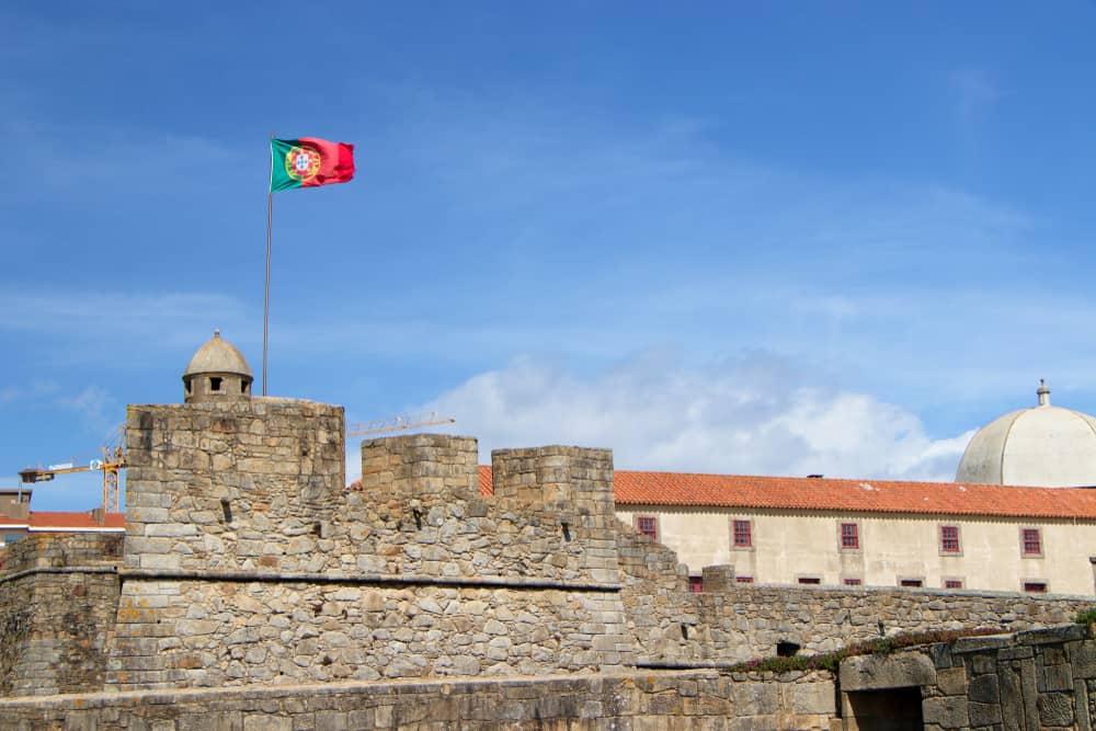 Castelo de Sao Joao Baptista da Foz