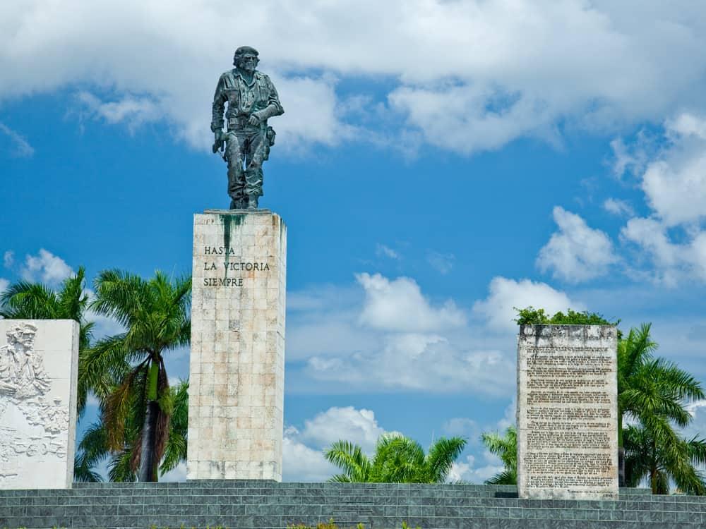 Che Guevera Heykeli, Santa Clara Devrim Meydanı