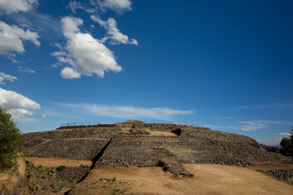 CuicuilcoCircular Pyramid