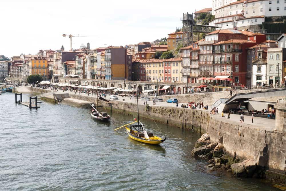Douro nehri tekne