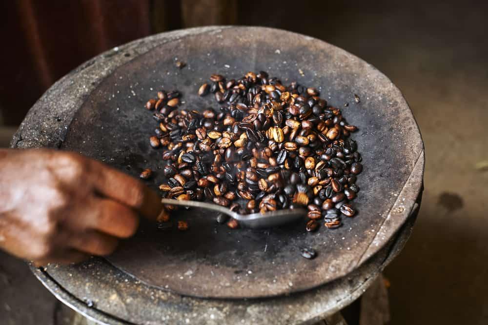Etiyopya kahve