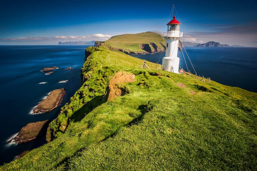 Faroe Adaları Deniz Feneri
