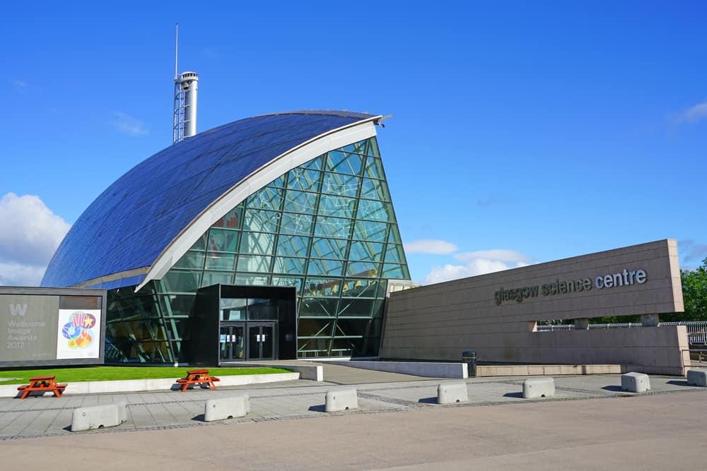 Glasgow Bilim Merkezi