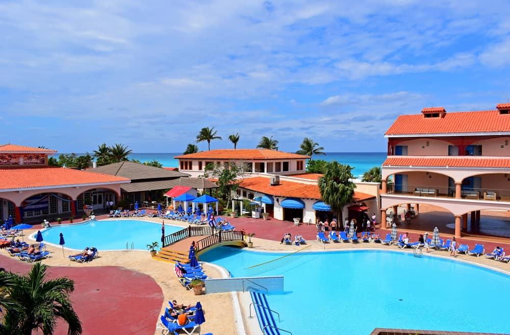 Hotel Cuatro Palmas in Varadero