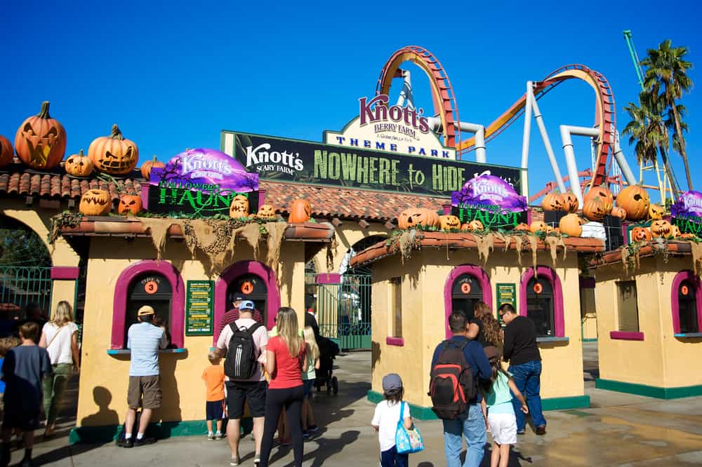 Knott's Berry Farm, Kaliforniya