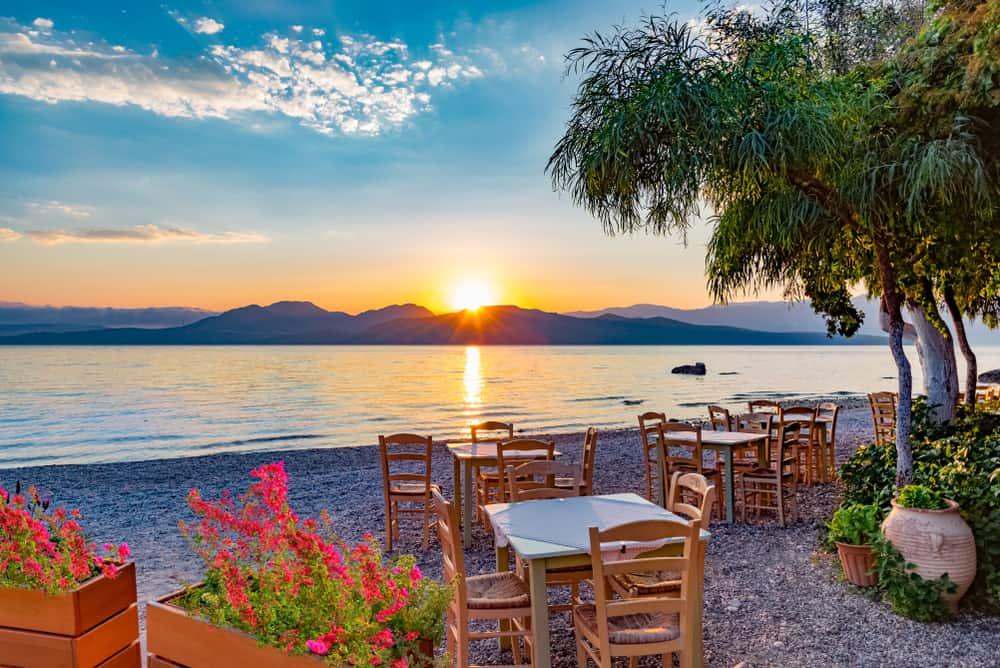 Lefkada Adası, Yunanistan