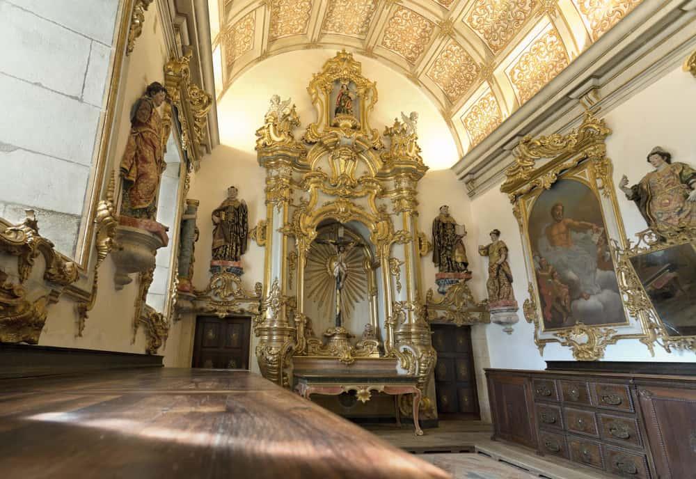 Mosteiro de Tibaes