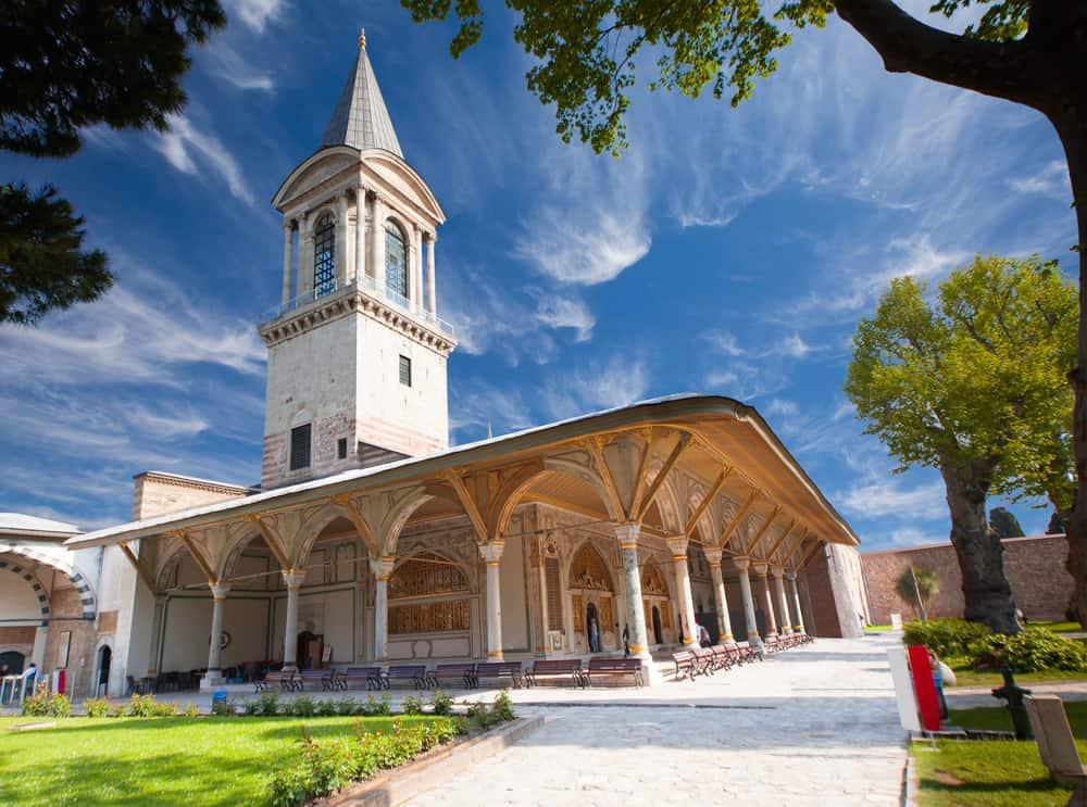 Topkapı Sarayı, İstanbul