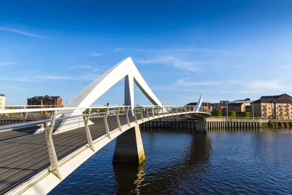 Tradeston Köprüsü
