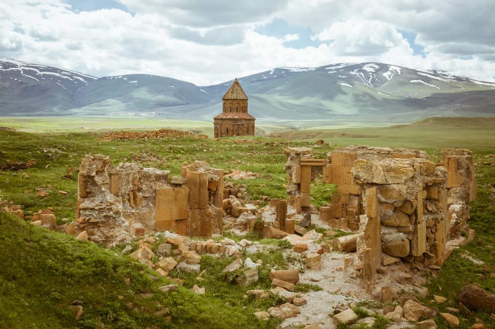 Ani Harabeleri, Kars