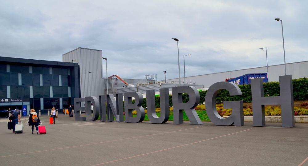 edinburgh havalimanı