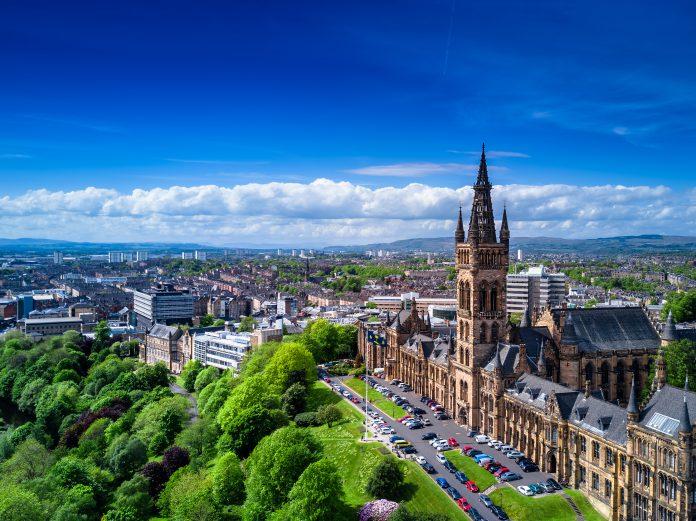 Glasgow'da gezilecek yerler