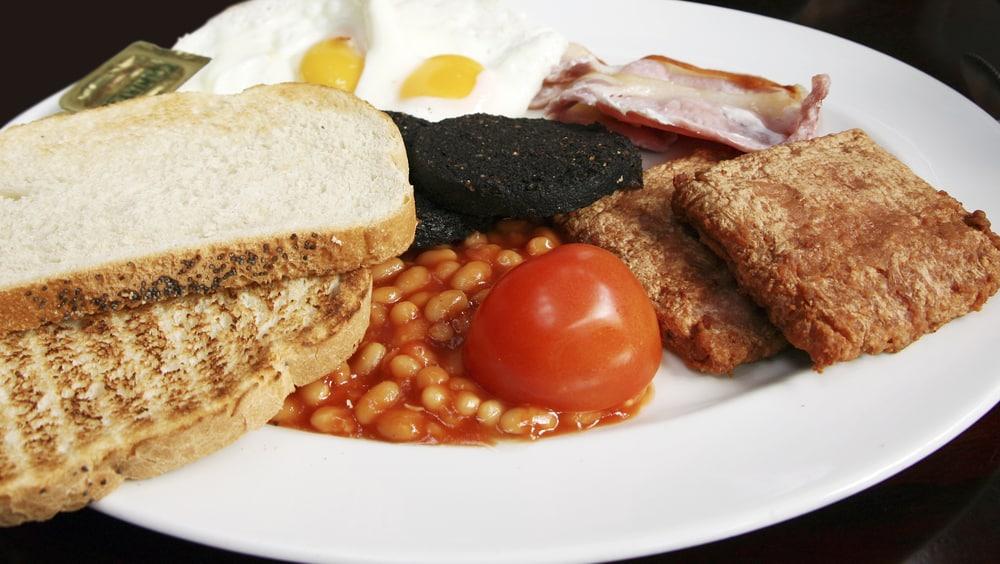 iskoçya kahvaltısı