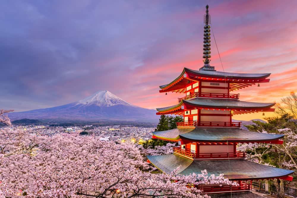 Kyoto Japonya