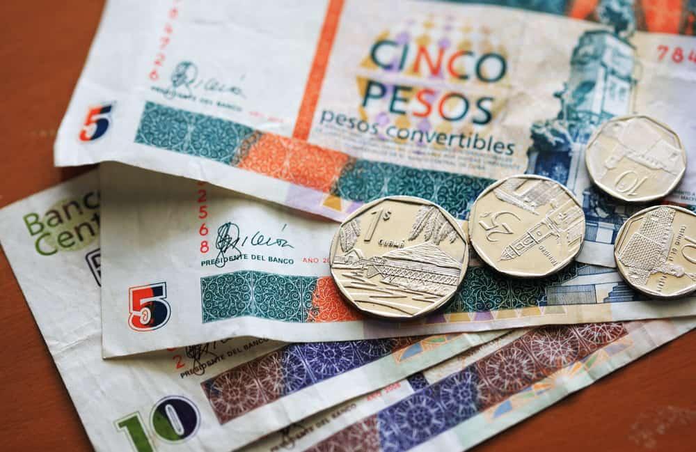 küba para