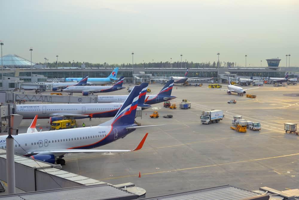 moskova havalimanı