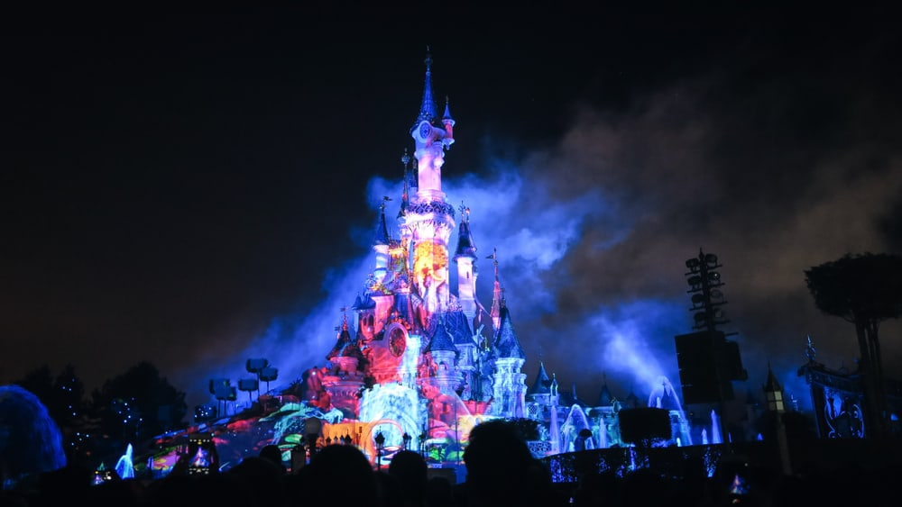 Paris, Disneyland