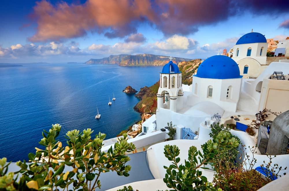 Oia, Yunanistan Santorini