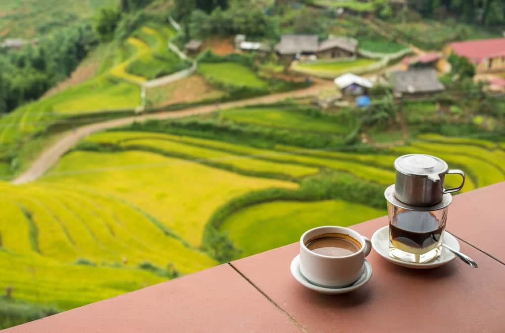 vietnam kahve