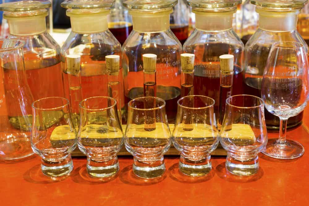 viski tadımı