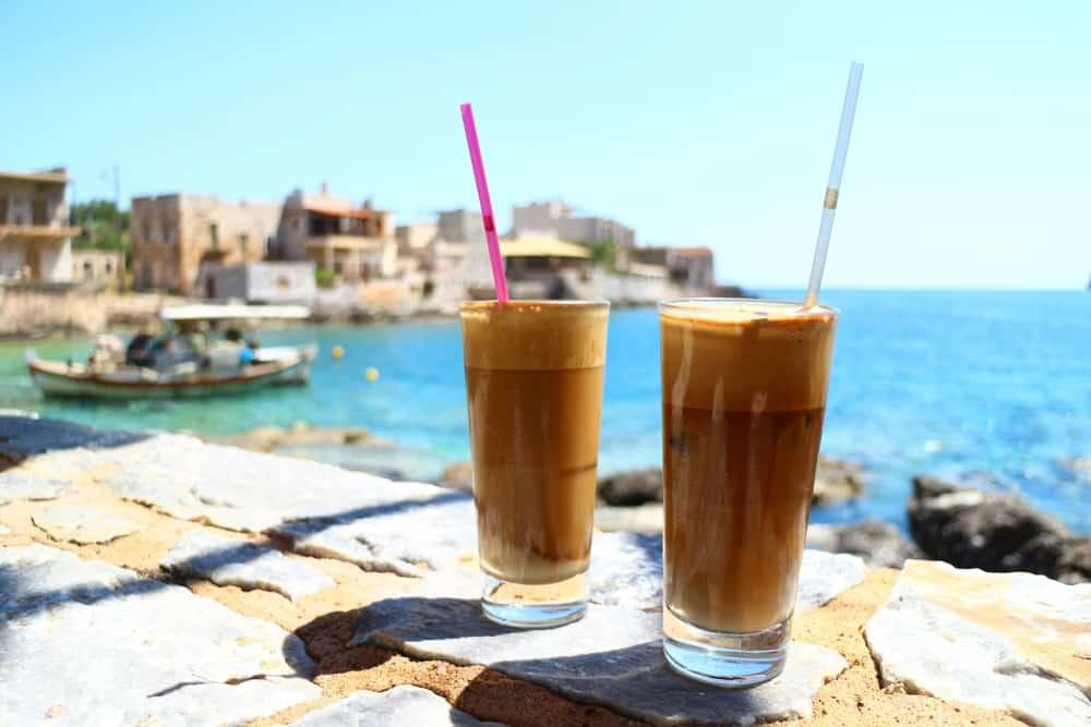 yunanistan kahve