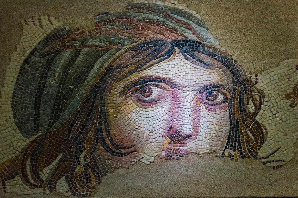 Zeugma Mozaik Müzesi Gaziantep