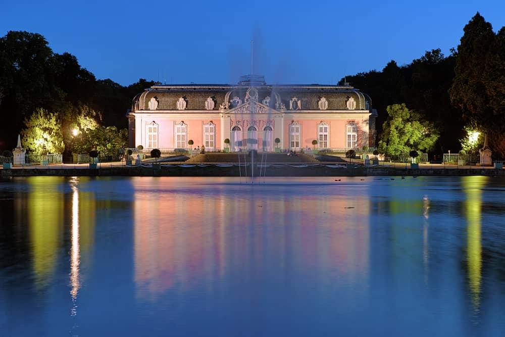 Benrath Sarayı, Düsseldorf