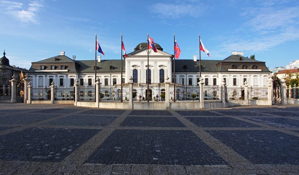 Grassalkovich Sarayı
