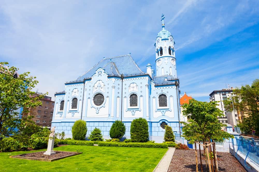 Kostol Svatej Alzbety