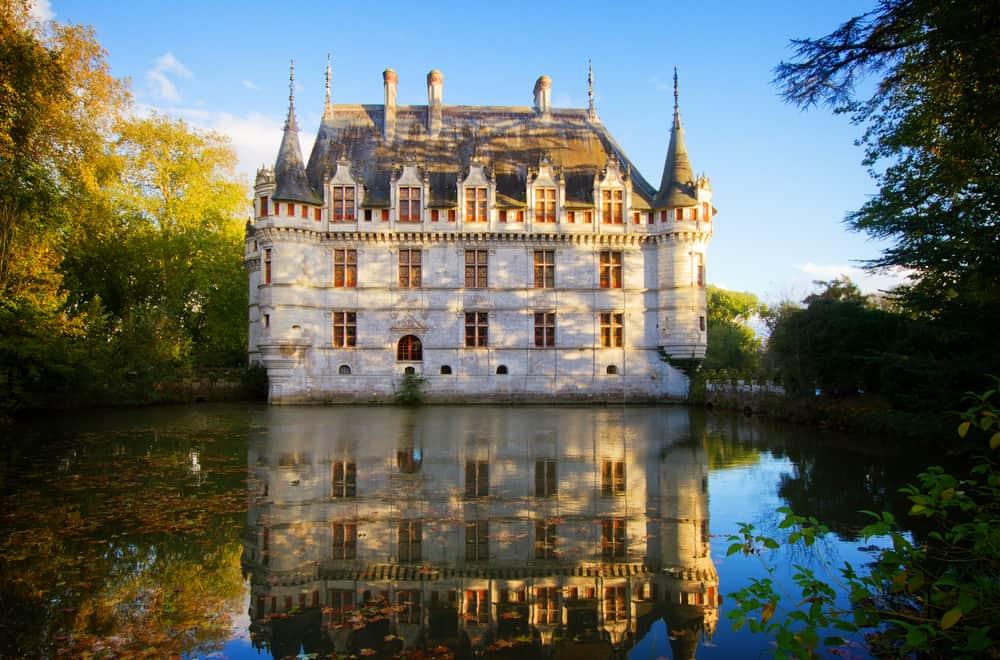 Loire Valley sonbahar