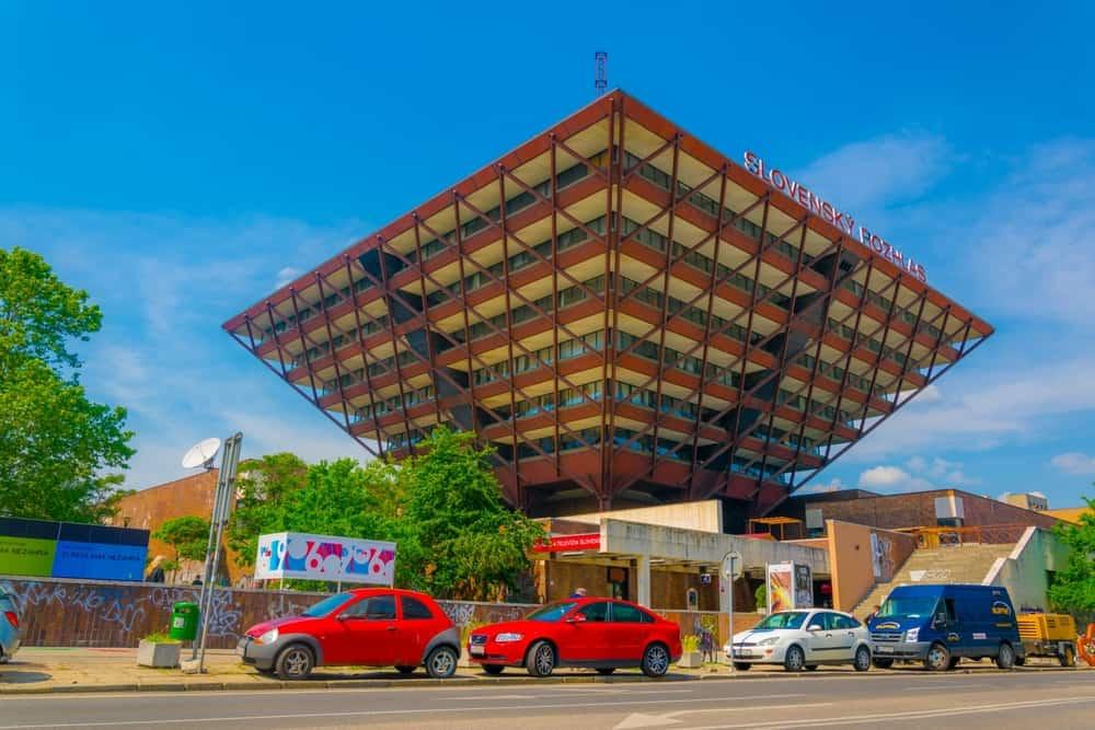Slovak Radyo Binası