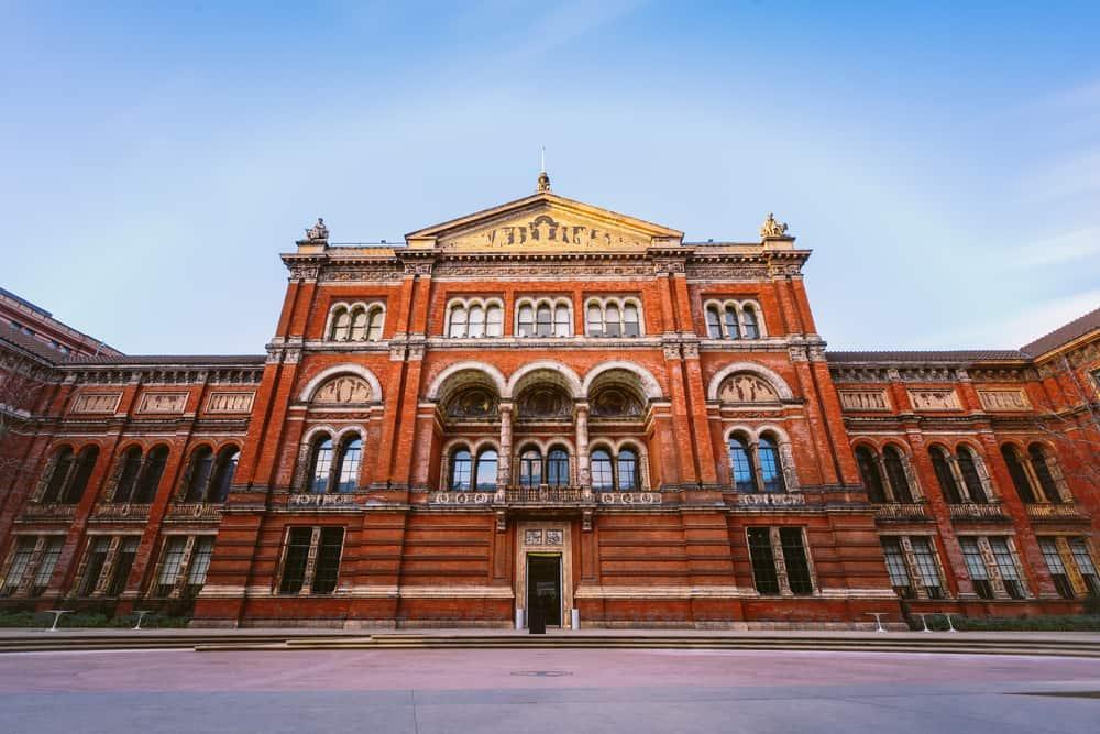 The Victoria & Albert Museum
