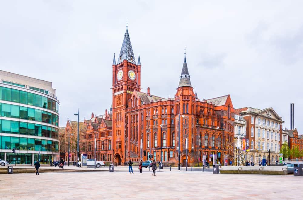 Victoria Sanat Galersi ve Liverpool Üniversitesi