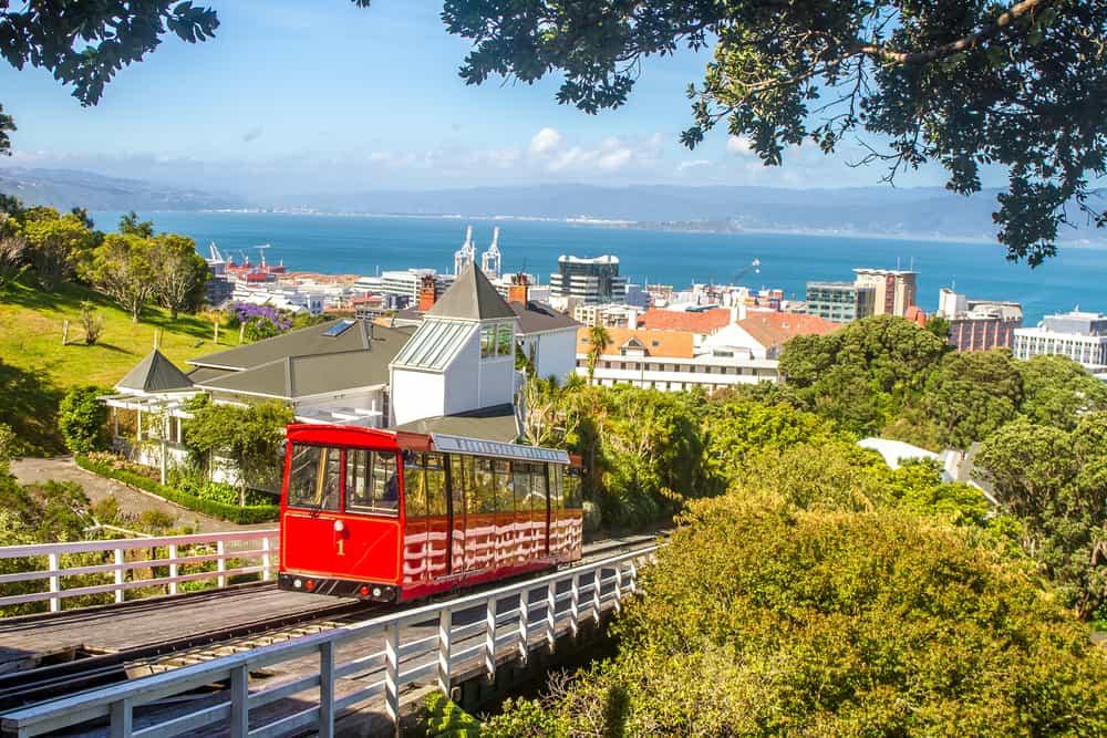 Wellington, Yeni Zelanda
