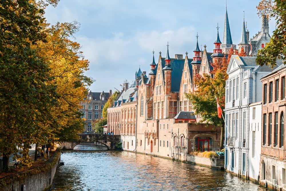 Brugge Belçika