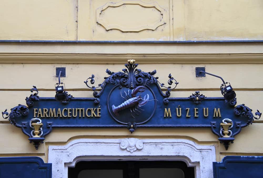 eczacılık müzesi