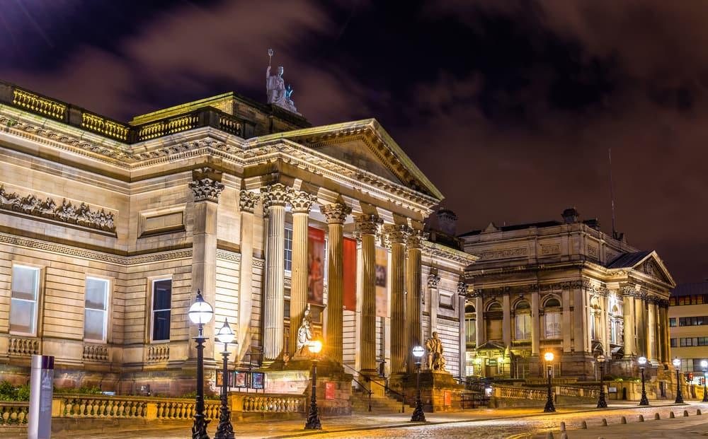 liverpool şehir müzesi