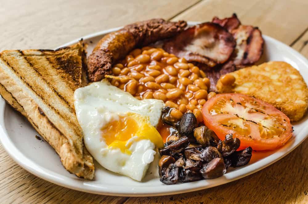 liverpool breakfast