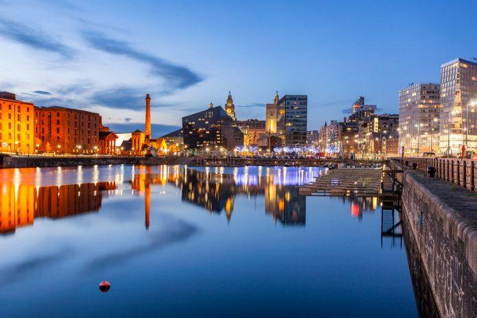 Liverpool İngiltere