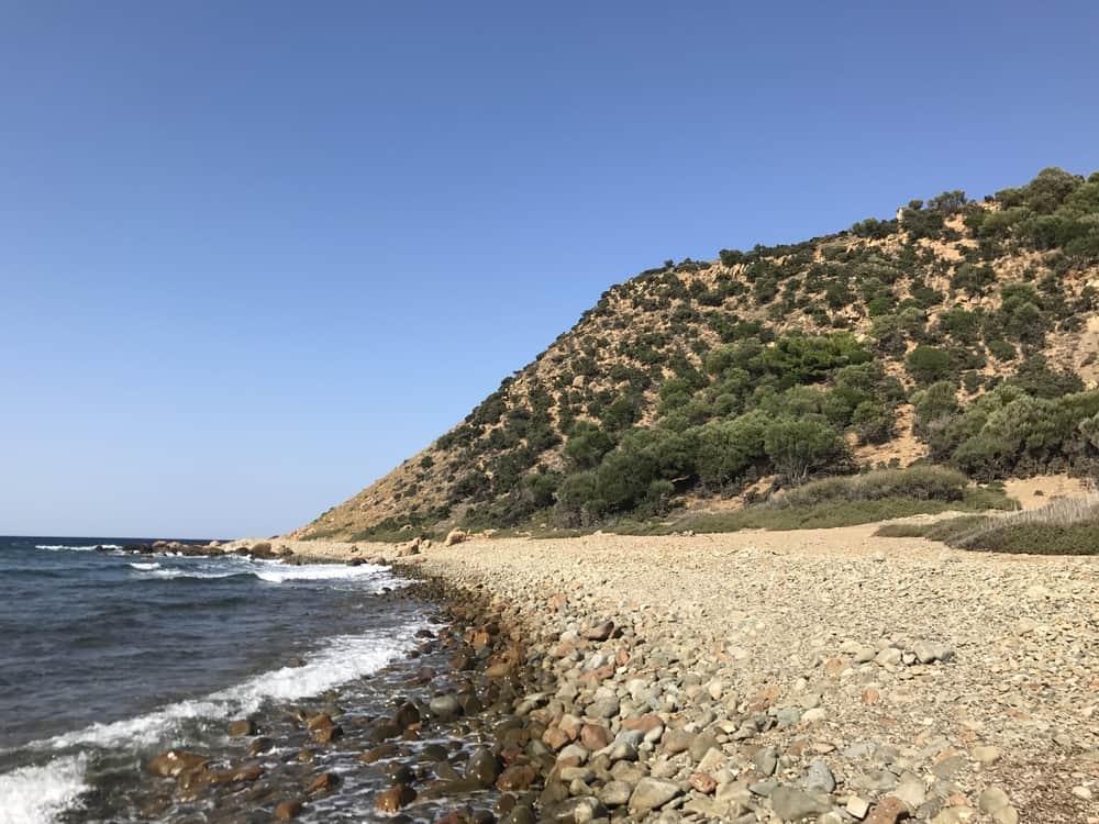 marmaros plajı