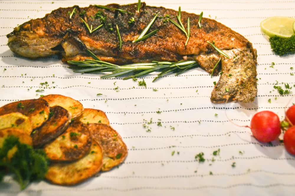 patates balık