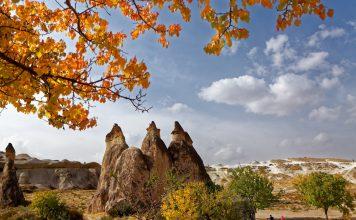 Sonbaharda Türkiye'de gezilecek yerler