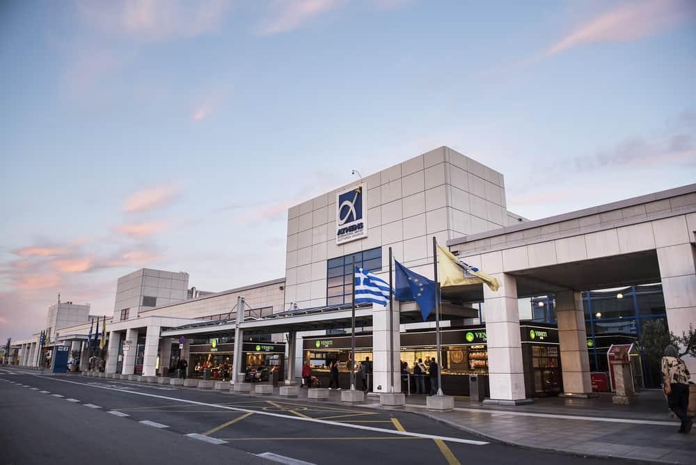 Atina Eleftherios Venizelos Uluslararası Havalimanı