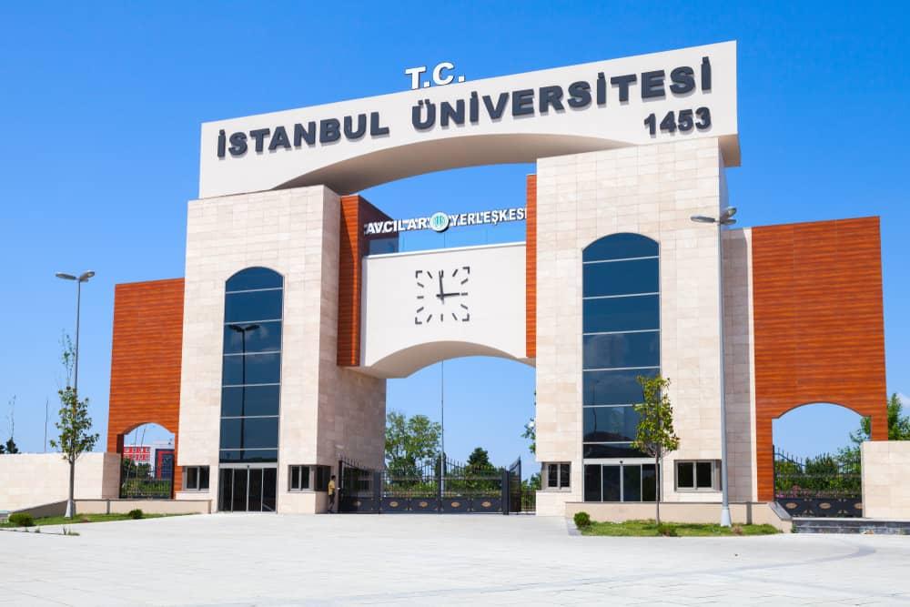 istanbul üniversitesi avcılar kampüsü