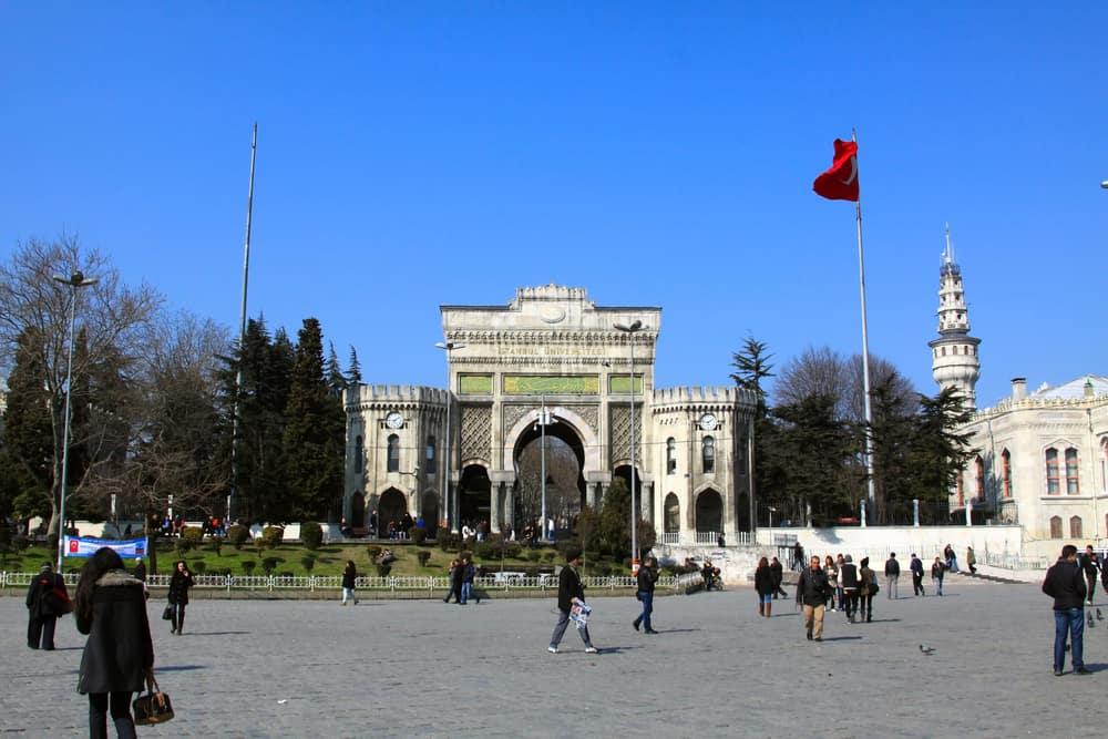 İstanbul Üniversitesi Beyazıt