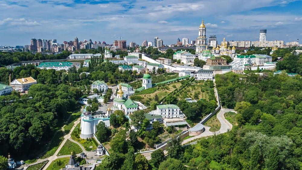 kiev'de gezilecek yerler