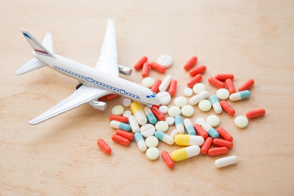 Seyahat ilaçları